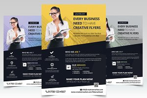Every Business - PSD Flyer
