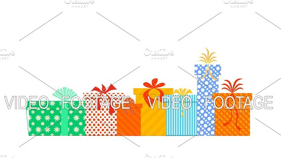 Growing Boxes With Gifts