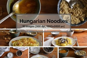 Hungarian Noodles Bundle