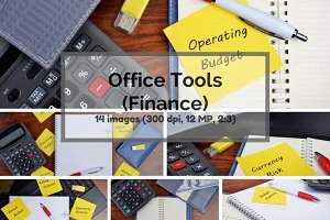 Office Tools (Finance) Bundle