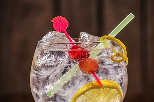 Gintonic cup