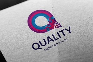 Quality (Letter Q) Logo