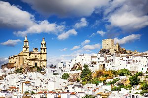 Olvera, Cadiz. Spain.