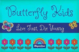 Butteryfly Kids Pro