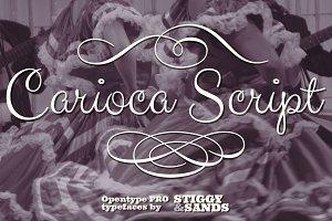 Carioca Script Pro