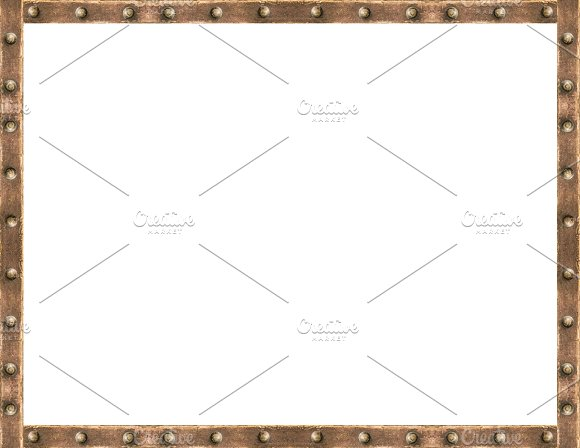 Medieval Border Frame ~ Graphic Objects ~ Creative Market