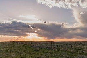 Sunset  (Vertical-see full image)