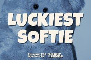 Luckiest Softie Pro