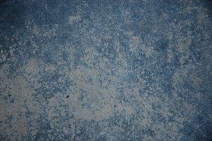 Blue concret texture