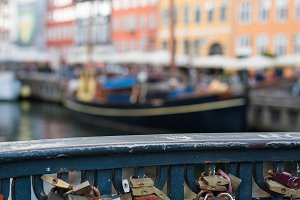 Locks of Love, Copenhagen