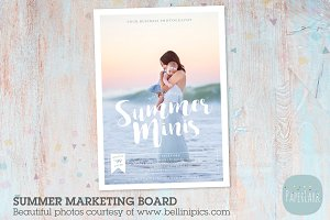 IH013 Summer Marketing Board