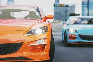 Super car.