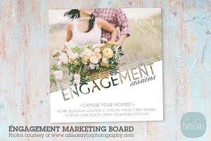 IV012 Engagement Marketing Board