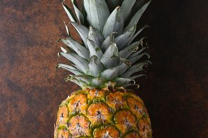 Fresh Ripe Pineapple