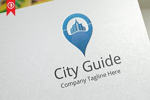 City Guide / Symbol - Logo Template