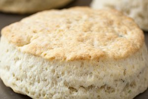 Rustic Biscuits