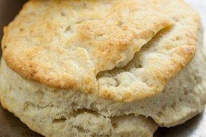 Rustic Biscuits