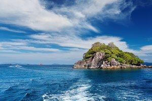 Tropical islands, Thailand