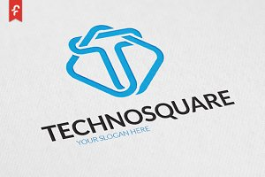 Techno Square Logo