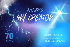 Amazing Sky Creator