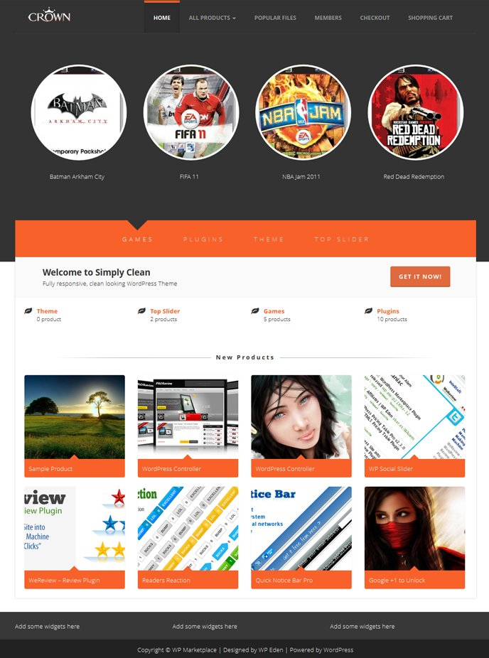 how write a cover letter crown wp marketplace theme themes creative 22494 | crown homepage