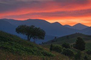 Mountains Kosarische TIF