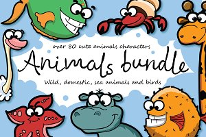 Big ANIMALS bundle
