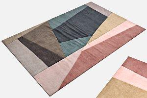 Carpet_SPLIT BRIGHT Paul Smith