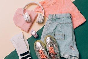 Summer Outfit Trendy sportswear