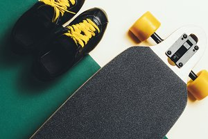 Skateboard Urban Style fashion