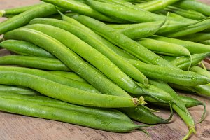 Green beans or snap beans