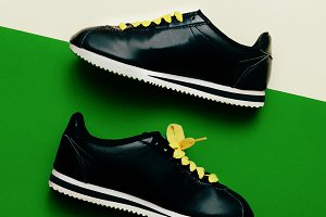 Fashion Design Urban Shoes
