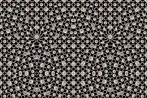 Modern Oriental Seamless Pattern