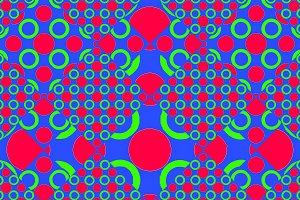Colorful Modern Pattern