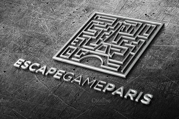Escape Game Paris Logo