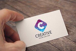 Creative (C Letter) Logo