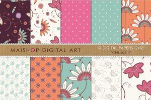 Digital Paper-Chiusca II