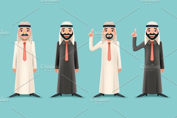 Arab Traditional
