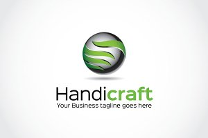 Handi craft Logo Template