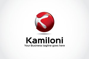 Kamiloni Logo Template