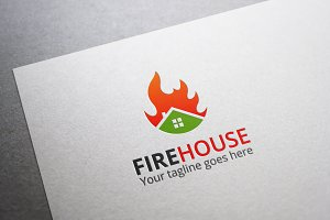Fire House Logo