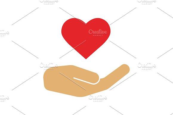 Charity Icon Vector