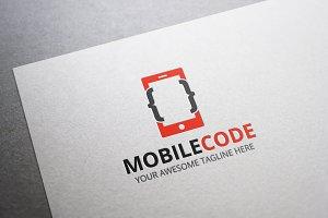 Mobile Code Logo