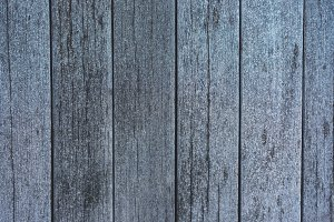 Grey background with wooden texture
