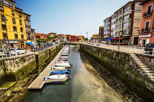 Llanes, Asturias. Spain.