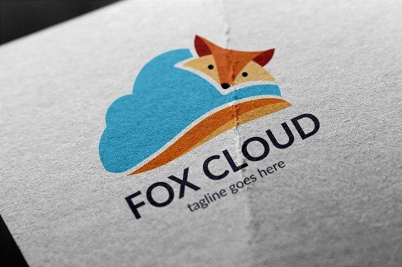 Fox Cloud Logo