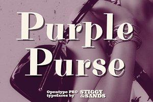 Purple Purse Pro