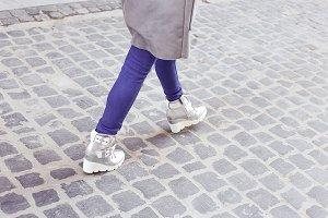 Casual winter wear