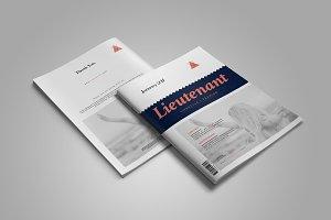 Lieutenant Magazine