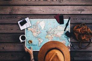 Tourist Planning tour